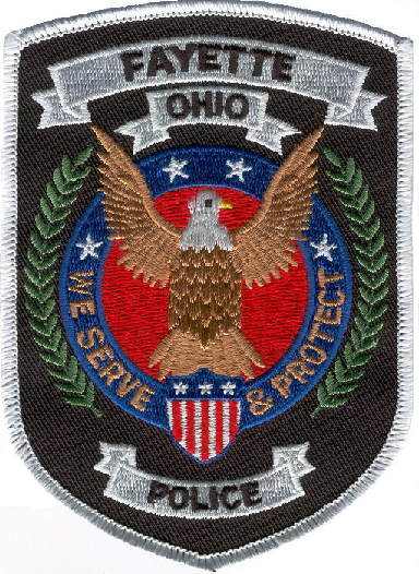 Embroidered Uniform Patch (Image)