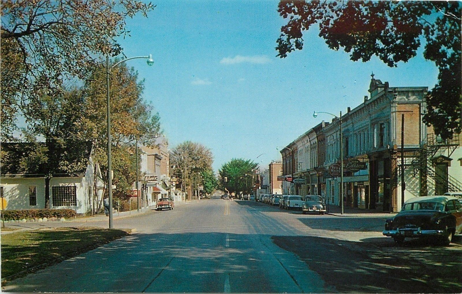 Fayette Postcard Image - Year Unknown
